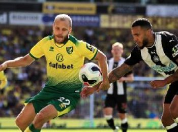 Norwich City 3 - 1 Newcastle United