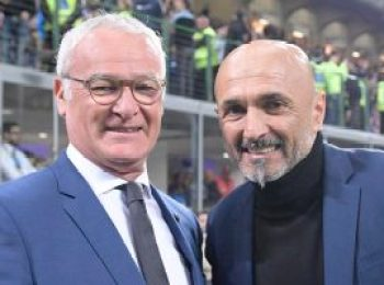 Inter 1 - 1 Roma