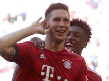 Bayern Munich 1 - 0 Werder Bremen