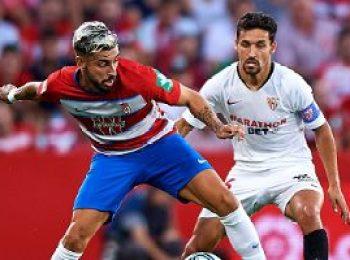 Granada 0 - 1 Sevilla