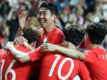 South Korea 1 - 1 Iran