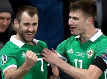 N.Ireland 2 - 0 Estonia