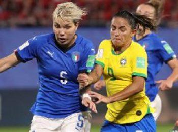 Italy 0 - 1 Brazil