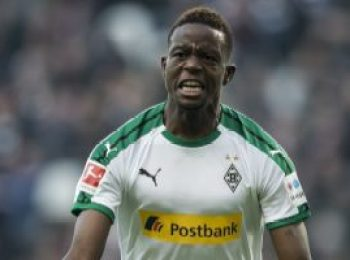 Eintracht Frankfurt 1 - 1 Borussia M'gladbach