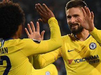 Malmo FF 1 - 2 Chelsea
