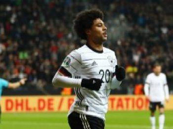 Germany 6 - 1 N.Ireland