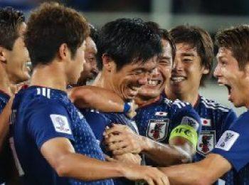 Japan 2 - 1 Uzbekistan