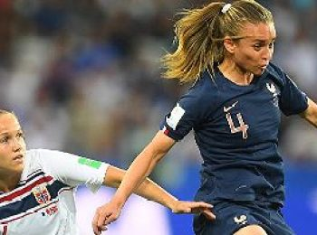 France 2 - 1 Norway