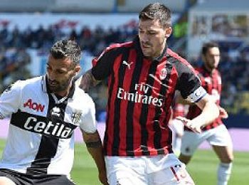 Parma 1 - 1 AC Milan