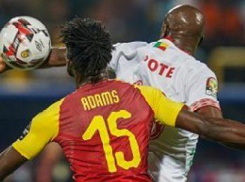 Ghana 2 - 2 Benin