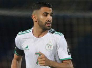 Algeria 2 - 0 Kenya