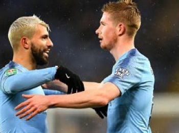 Leicester City 1 - 1 Manchester City [PEN: 1-3]