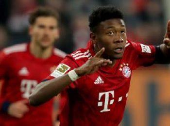 Augsburg 2 - 3 Bayern Munich