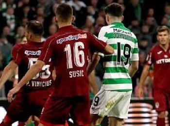 Celtic 3 - 4 CFR Cluj