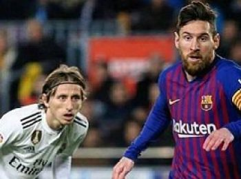 Barcelona 1 - 1 Real Madrid