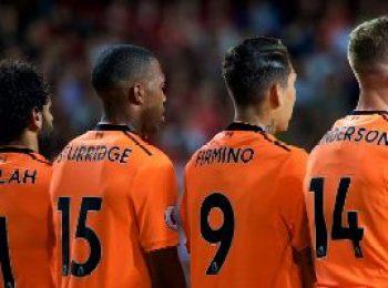 Liverpool 2 - 0 Crystal Palace