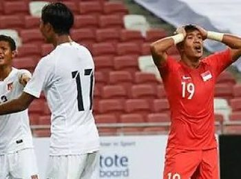 Singapore 1 - 2 Myanmar