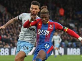 Crystal Palace 1 - 1 West Ham United