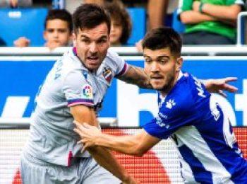 Deportivo Alaves 1 - 0 Levante