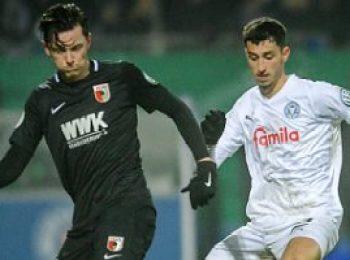 Holstein Kiel 0 - 1 Augsburg