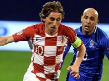 Croatia 2 - 1 Azerbaijan