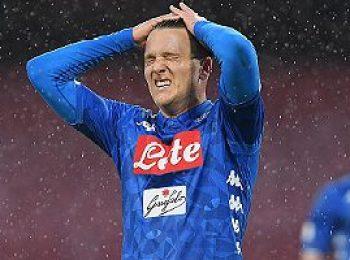SSC Napoli 1 - 2 Atalanta