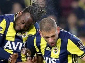 Fenerbahce 1 - 1 Konyaspor