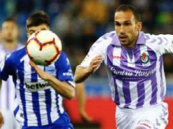 Deportivo Alaves 2 - 2 Real Valladolid