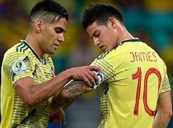 Colombia 1 - 0 Paraguay