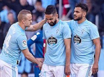 Celta Vigo 1 - 4 Levante
