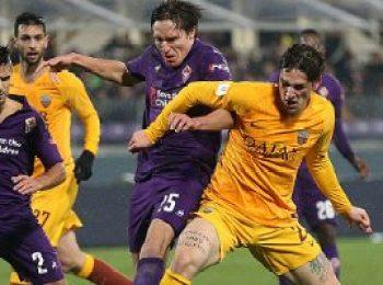 Fiorentina 7 - 1 Roma