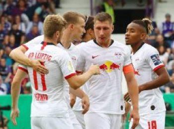 Osnabrueck 2 - 3 RasenBallsport Leipzig