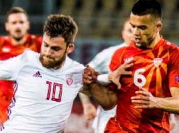 Macedonia 3 - 1 Latvia