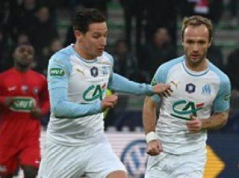 Andrezieux 2 - 0 Marseille