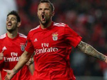 Benfica 10 - 0 Nacional