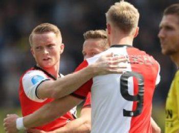 VVV-Venlo 0 - 3 Feyenoord