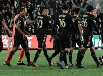 Los Angeles FC 2 - 1 Real Salt Lake