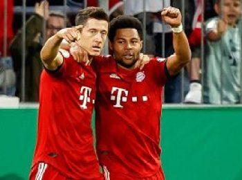 Bayern Munich 5 - 4 FC Heidenheim