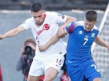 Iceland 2 - 1 Turkey