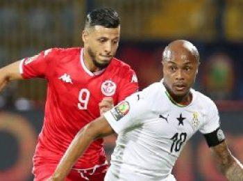 Ghana 1 - 1 Tunisia [PEN: 4-5]