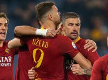 Roma 2 - 1 Bologna