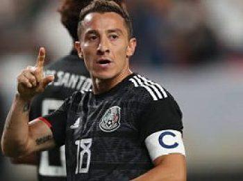 Mexico 3 - 1 Canada