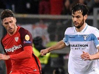 Lazio 0 - 1 Sevilla