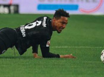 Fortuna Duesseldorf 0 - 3 Eintracht Frankfurt