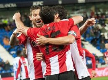 Leganes 0 - 1 Athletic Bilbao