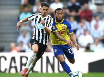 Newcastle United 3 - 1 Southampton