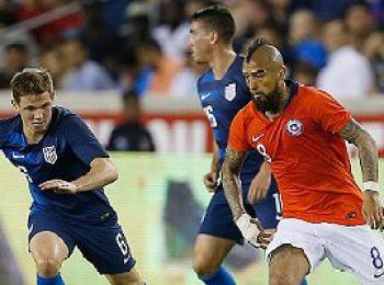USA 1 - 1 Chile