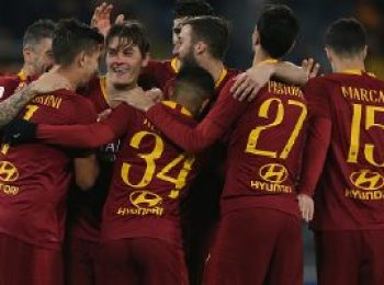 Roma 4 - 0 Virtus Entella