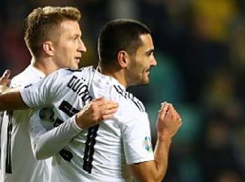 Estonia 0 - 3 Germany