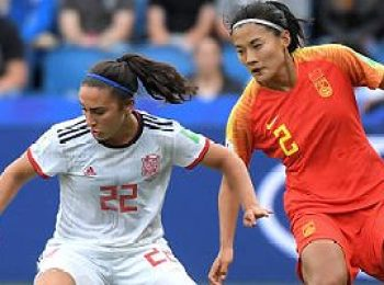China 0 - 0 Spain